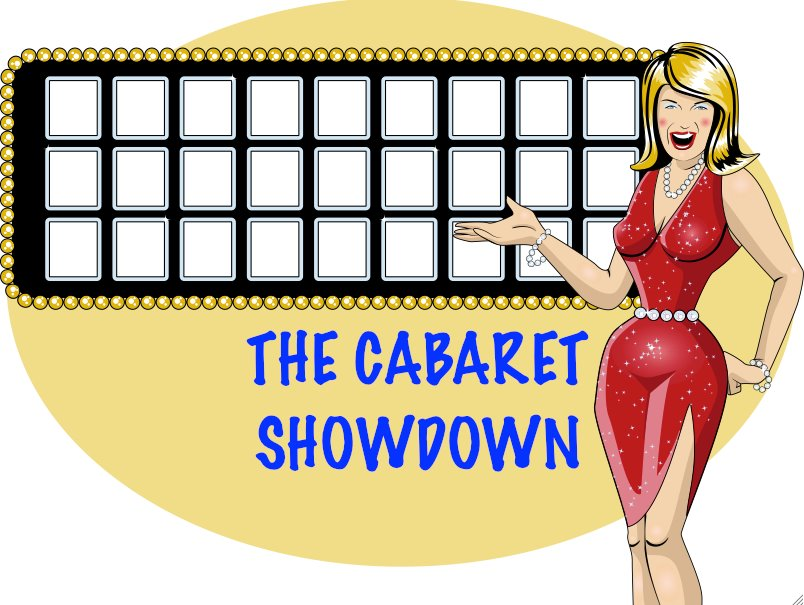 My return to the Cabaret Showdown!