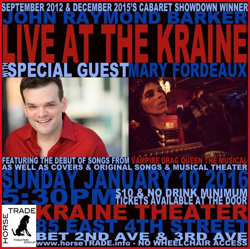 Live at the Kraine!