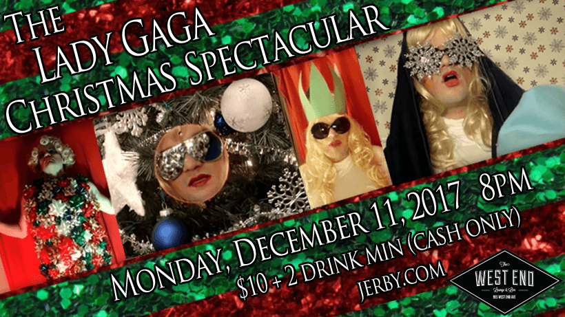 The Lady Gaga Christmas Spectacular