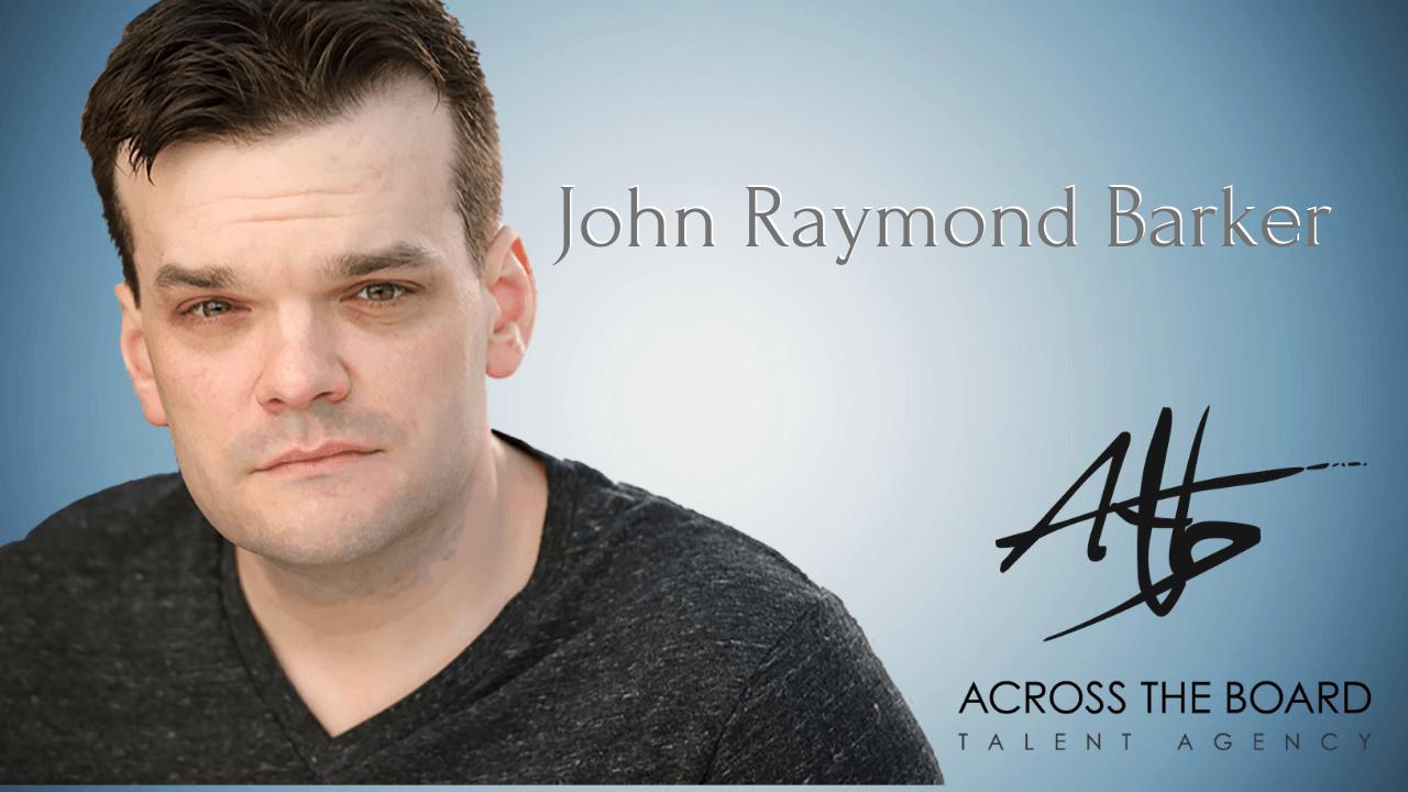 John Raymond Barker