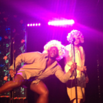 roasting Lavinia Draper/Susan Campanaro with Freddie Cosmo at the Stonewall Inn